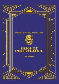 살롱 드 릴뤼스트라시옹: 로열 블루 에디션(Salon de L'illustration: Royal Blue Edition)(Vol. 3)