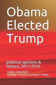 Obama Elected Trump