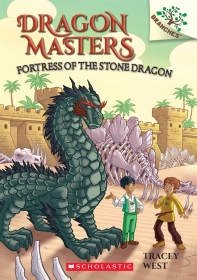 Dragon Masters #17:Fortress of the Stone Dragon