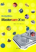 머시닝센터와 머시닝센터와 MASTERCAM X(3D)