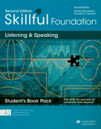 Skillful Listening & Speaking: Foundation(Student's Book Pack A1)