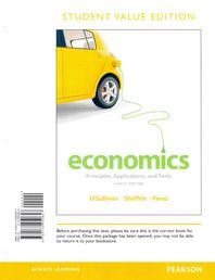 Economics with Student Access Code, Student Value Edition
