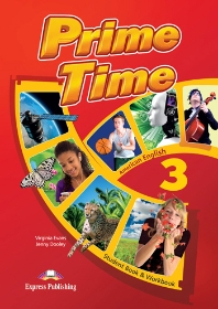 Prime Time 3 Us Student Book & Workbook