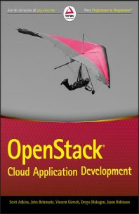 Openstack Cloud Application Development