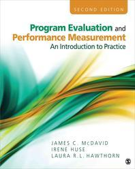 Program Evaluation and Performance Measure