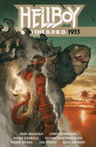 Hellboy and the B.P.R.D.