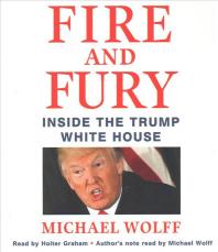 Fire and Fury (트럼프 폭로 서적 '화염과 분노') [오디오북]