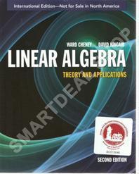 Linear Algebra: Theory & Applications
