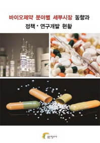 바이오제약 분야별 세부시장 동향과 정책 연구개발 현황