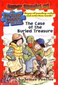 Jigsaw Jones Super Special #1 : Case of the Buried Treasure
