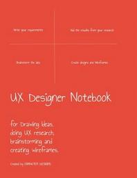 UX Designer Notebook