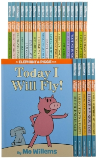 Elephant & Piggie: The Complete Collection (an Elephant & Piggie Book) [With Bookends]