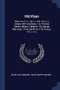 Old Plays