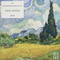 Van Gogh 2019 Wall Calendar