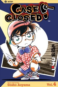 Case Closed, Vol. 4, Volume 4
