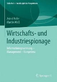 Wirtschafts- Und Industriespionage