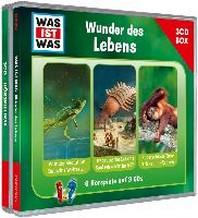 Was Ist Was 3-CD Hoerspielbox Vol.10-Leben