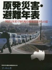 原發災害.避難年表 圖表と年表で知る福島原發震災からの道