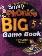 SMART PHONICS BIG GAME BOOK. 5