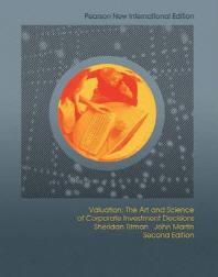 Valuation: Pearson New International Edition