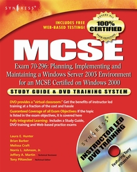 MCSE  Planning, Implementing and Maintaining a Windows Server 2003 Environment for an MCSE Certified
