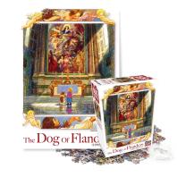 플란다스의 개 직소퍼즐 500pcs: 동경하는 루벤스의 그림(인터넷전용상품)
