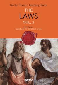 플라톤 법률, 2부ㅣ완결ㅣ: The Laws, Vol. 2 (영문판)
