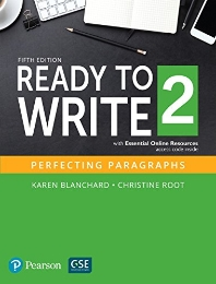 Ready to Write 2 SB with Essential Online Resources