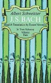 J. S. Bach, Volume Two, Volume 2