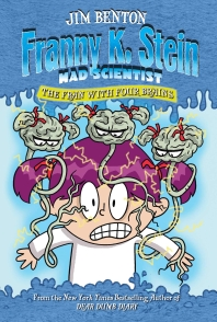 Franny K. Stein, Mad Scientist #6: The Fran with Four Brains