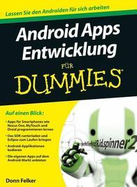 Android Apps Entwicklung fuer Dummies