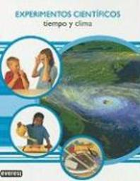 Tiempo y Clima = Weather and Climate