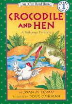 CROCODILE AND HEN