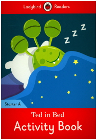 Ted in Bed (Activity Book)