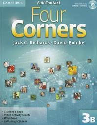 Four Corners. 3B Student book (with Self-Study CD)