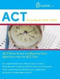 ACT Prep Book 2018-2019