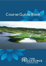 골프코스가이드북 (THE PINESTONE Country Club)