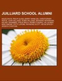 Juilliard School Alumni