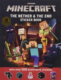 Minecraft: The Nether and the End - Sticker Book