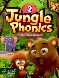 Jungle Phonics 2 (SB+mp3+Class Booster)