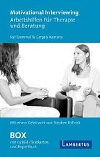 Motivational Interviewing Box mit Fragekarten