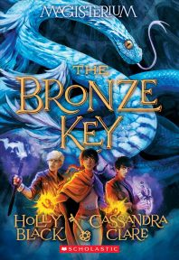 The Bronze Key (Magisterium #3), Volume 3