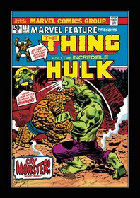 Marvel Two-In-One Epic Collection