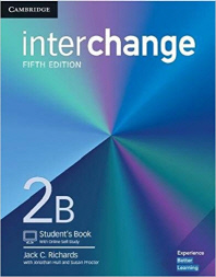 Interchange. 2B SB