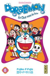 Doraemon Le Chat Venu Du Futur T.6