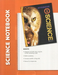 Glencoe Integrated iScience G8 : Science Notebook Course. 3