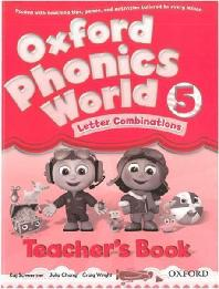 Oxford Phonics World. 5(Teachers Book)