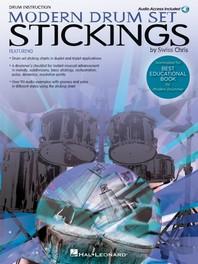 Modern Drum Set Stickings [With CD (Audio)]