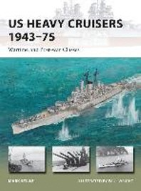 Us Heavy Cruisers 1943-75