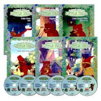 리틀 베어 3집 6종세트 LITTLE BEAR(DVD)